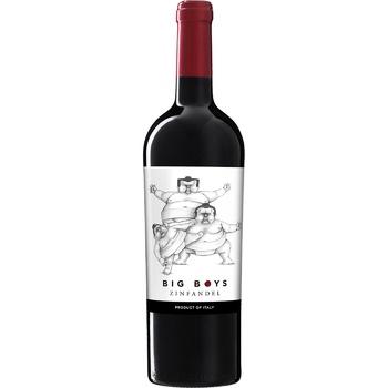 Вино Mare Magnum Big Boys Zinfandel красное сухое 14,5% 0,75л