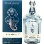 Мескаль La Escondida 40% 0,7л