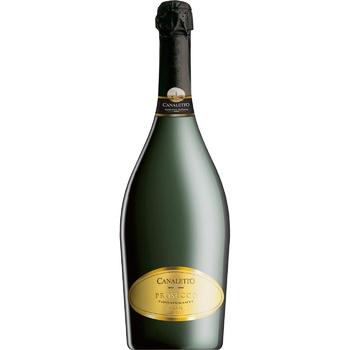Вино игристое Canaletto Prosecco Brut 11% 0,75л
