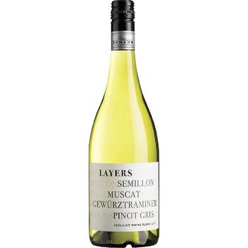 Вино Peter Lehmann Layers Semillon-Muscat-Gewurztraminer-Pinot Gris Adelaide белое сухое 11% 0,75л - купить, цены на Novus - фото 1