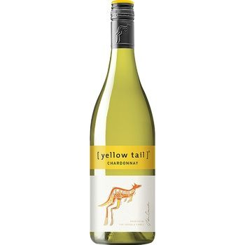 Вино Yellow Tail Chardonnay белое сухое 13% 0,75л