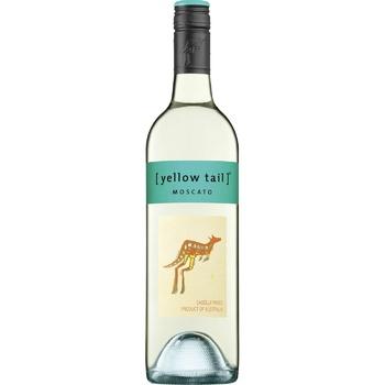 Вино Yellow Tail Moscato белое полусладкое 7,5% 0,75л