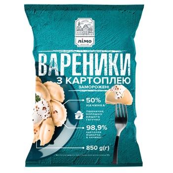 Вареники Лимо с картофелем 850г - купить, цены на Фуршет - фото 4