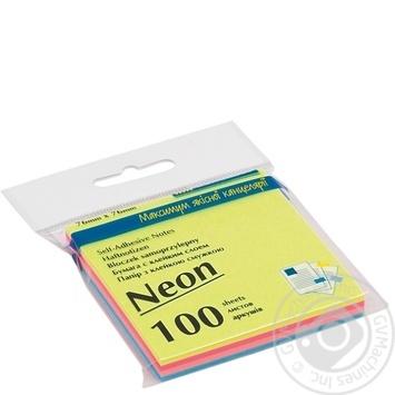 Блок бумаги для заметок BuroMax 76*76мм