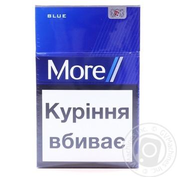 Цигарки More Blue