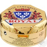 Сыр Ermitage Royal Камамбер 21% 125г