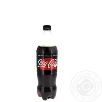 Напиток газированный Coca-Cola Zero 1л