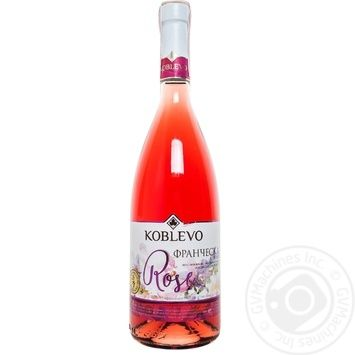Вино Коблево Сомельє Франческа Розе 13% 0,7л