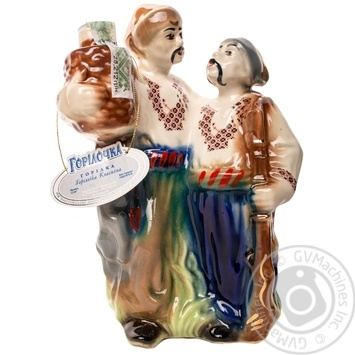 Горілка Горілочка Два Козаки сувенір 1л