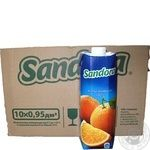 Juice Sandora orange 950ml