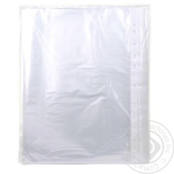 Файлы EconoMix А4+ 30мкм глянцевые 100шт - купить, цены на Метро - фото 4