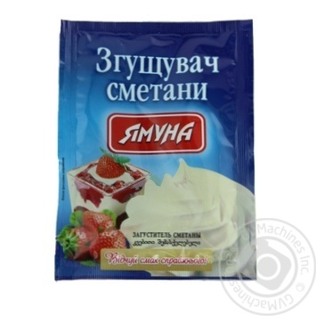 Yamuna for desserts thickener 12g - buy, prices for Metro - image 1