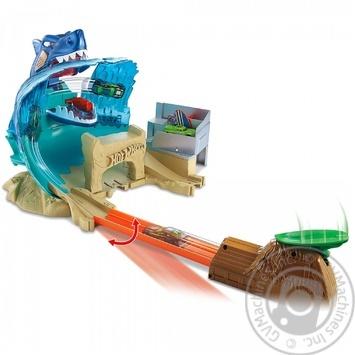 Hot Wheels Shark Escape Toy set - buy, prices for Novus - image 1