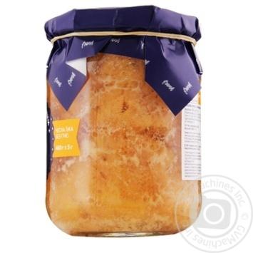 Мясо Индейки Frank пикантное в желе 460г - купить, цены на Novus - фото 4