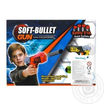 Іграшка бластер у коробці Країна Іграшок HWA1136013 - купить, цены на Novus - фото 2