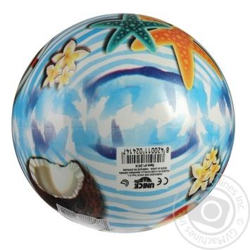 М'яч 23 см. в ас. 3 UNICE - купить, цены на Novus - фото 2