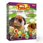 Корм Роккі-2 Супер меню для морських свинок та кролів 500г