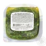 Салат Санта Бремор Чука з імбиром з морських водоростей 150г - купити, ціни на Восторг - фото 2