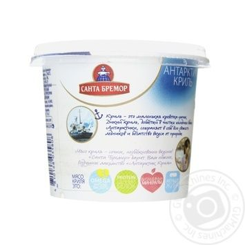 Santa Bremor seafood for sandwich with garlic cream-pasta 150g - buy, prices for Furshet - image 2