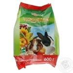 Корм Hobby Meal Сластена для морских свинок и декоративных кроликов 600г