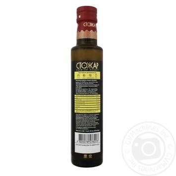 Масло кунжутное СтоЖар холодного прессования 250мл - купить, цены на Novus - фото 4