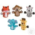 Набор игрушек на пальцы Baby Team Веселая детвора