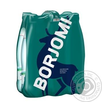 Вода Borjomi мінеральна лікувально-столова сильногазована пластикова пляшка 1,25л - купити, ціни на Метро - фото 2