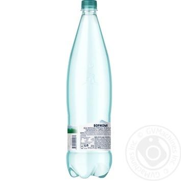 Вода Borjomi мінеральна сильногазована пластикова пляшка 1,25л - купити, ціни на МегаМаркет - фото 2