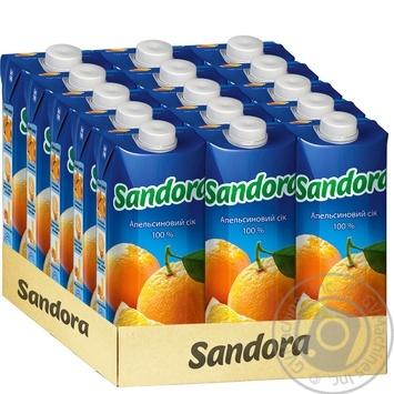 Сок Sandora апельсиновый 500мл - купить, цены на Novus - фото 2