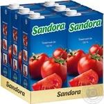 Сок Sandora томатный с солью 2л - купить, цены на Восторг - фото 2
