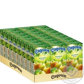 Sadochok apple nectar 0,5l - buy, prices for Furshet - image 2