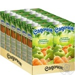 Sadochok Apple-carrot Juice 0.95l - buy, prices for Novus - image 3
