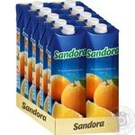 Сок Sandora апельсиновый 950мл - купить, цены на Ашан - фото 2