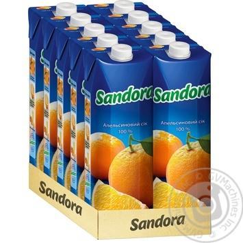 Сок Sandora апельсиновый 950мл - купить, цены на МегаМаркет - фото 2