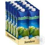 Сік Sandora яблучний 950мл - купити, ціни на Метро - фото 2