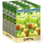 Sadochok apple nectar 1,45l - buy, prices for Novus - image 2