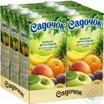 Sadochok multifruit nectar 1,93l - buy, prices for Novus - image 3