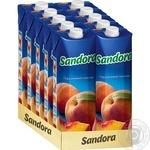Нектар Sandora персик 950мл - купити, ціни на МегаМаркет - фото 2