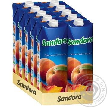 Нектар Sandora персик 950мл - купити, ціни на Фуршет - фото 2