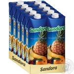 Нектар Sandora мультивітамінний 950мл - купити, ціни на Метро - фото 2