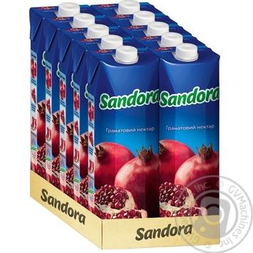 Нектар Sandora гранатовий 950мл - купити, ціни на Метро - фото 2
