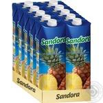 Нектар Sandora Ананас 950мл - купити, ціни на Метро - фото 2
