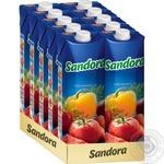 Сік Sandora овочевий 950мл - купити, ціни на Метро - фото 2