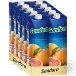 Нектар Sandora грейпфрутовый 950мл - купить, цены на МегаМаркет - фото 2