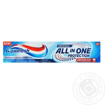 Aquafresh Complex Daily Protection Toothpaste - buy, prices for Furshet - image 4