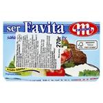 Сыр Mlekovita Favita мягкий соленый 45% 270г - купить, цены на Фуршет - фото 2