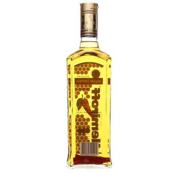 Настойка Nemiroff Украинская Медовая с перцем 40% 0,7л - купить, цены на Метро - фото 4