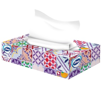 Zewa Everyday Napkins cosmetic 2 layers of 100 pieces - buy, prices for CityMarket - photo 4