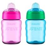 Чашка-поїльник Avent з носиком для дітей з 9 місяців 260мл