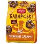 Delicia Bavarski Scalded Gingerbread 250g